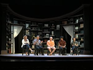 Post-show discussion on dementia