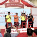 Launch of the DARE campaign to improve cardiac arrest survival