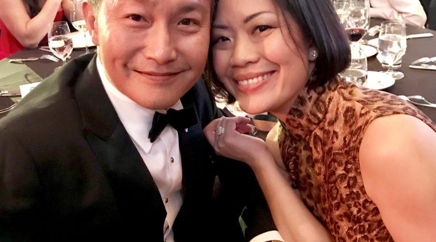 Emil and Jade at Prestige 2018