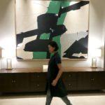 Walking through corridors of art in Seoul