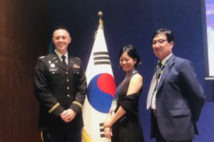 The panel discusses emergency medical services in Korea