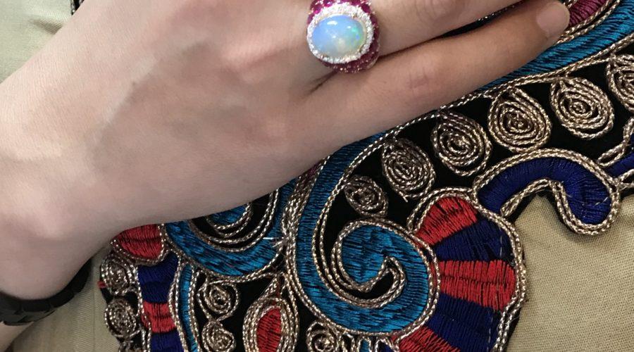 October's Opulent Opals