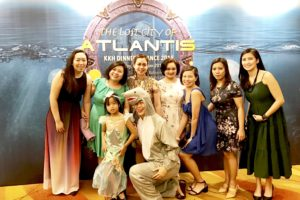 Photo wall for The Lost City of Atlantis
