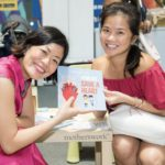 Book signing for How We Save A Heart