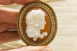 Cameo at Revival Vintage Jewels