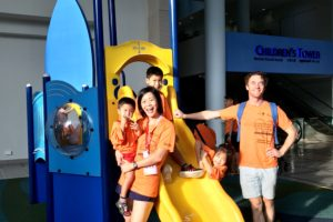 Singhealth Amazing Fun Family Walk