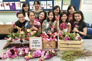 Refresh Flowers SG