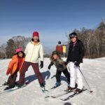Nozawa Ski Vacation With Kids