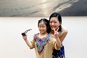 Healing experiences with my daughter