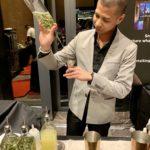 World Gourmet Summit cocktail bar by Mandarin Oriental
