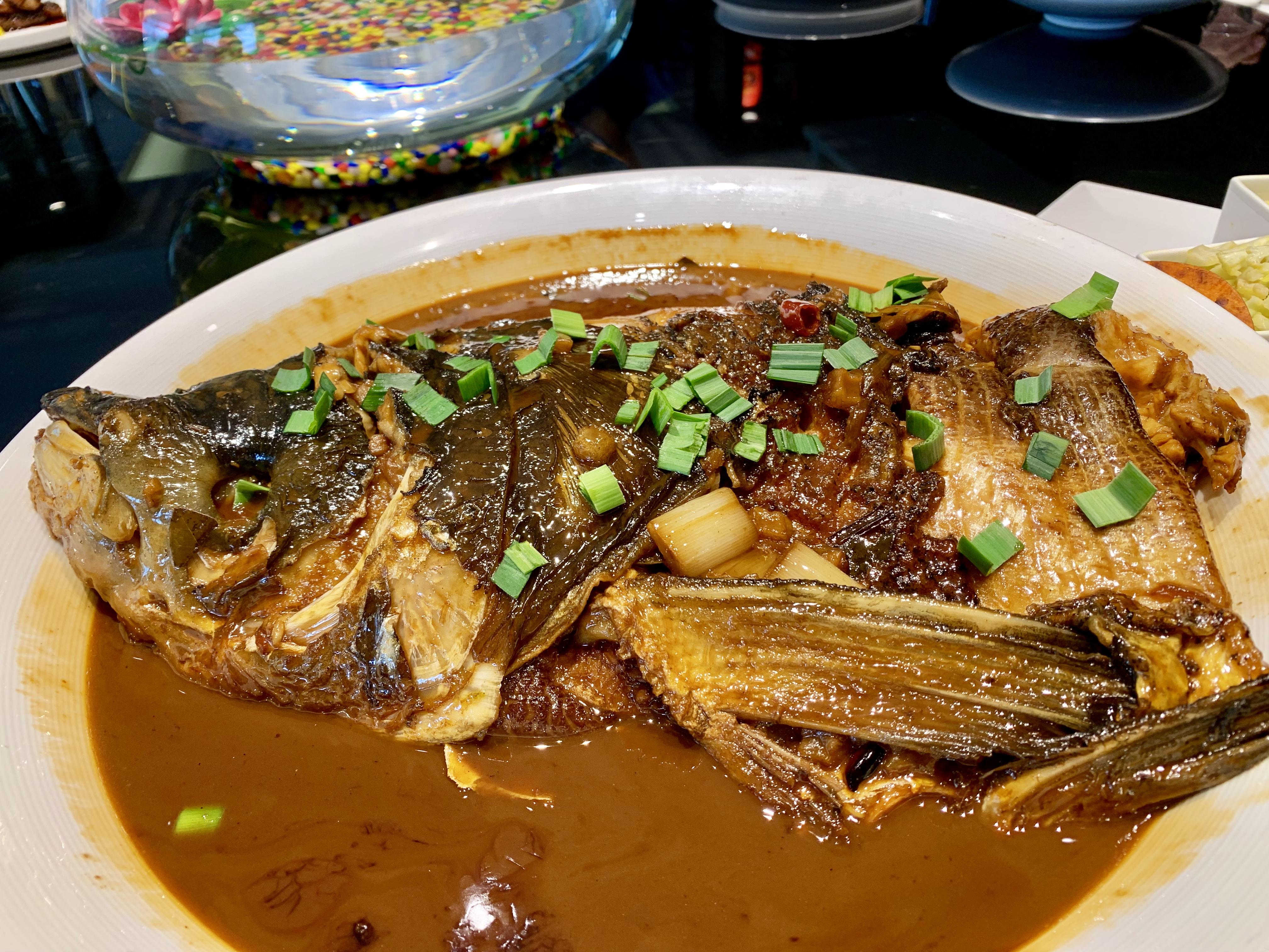 Fish: Hangzhou cuisine