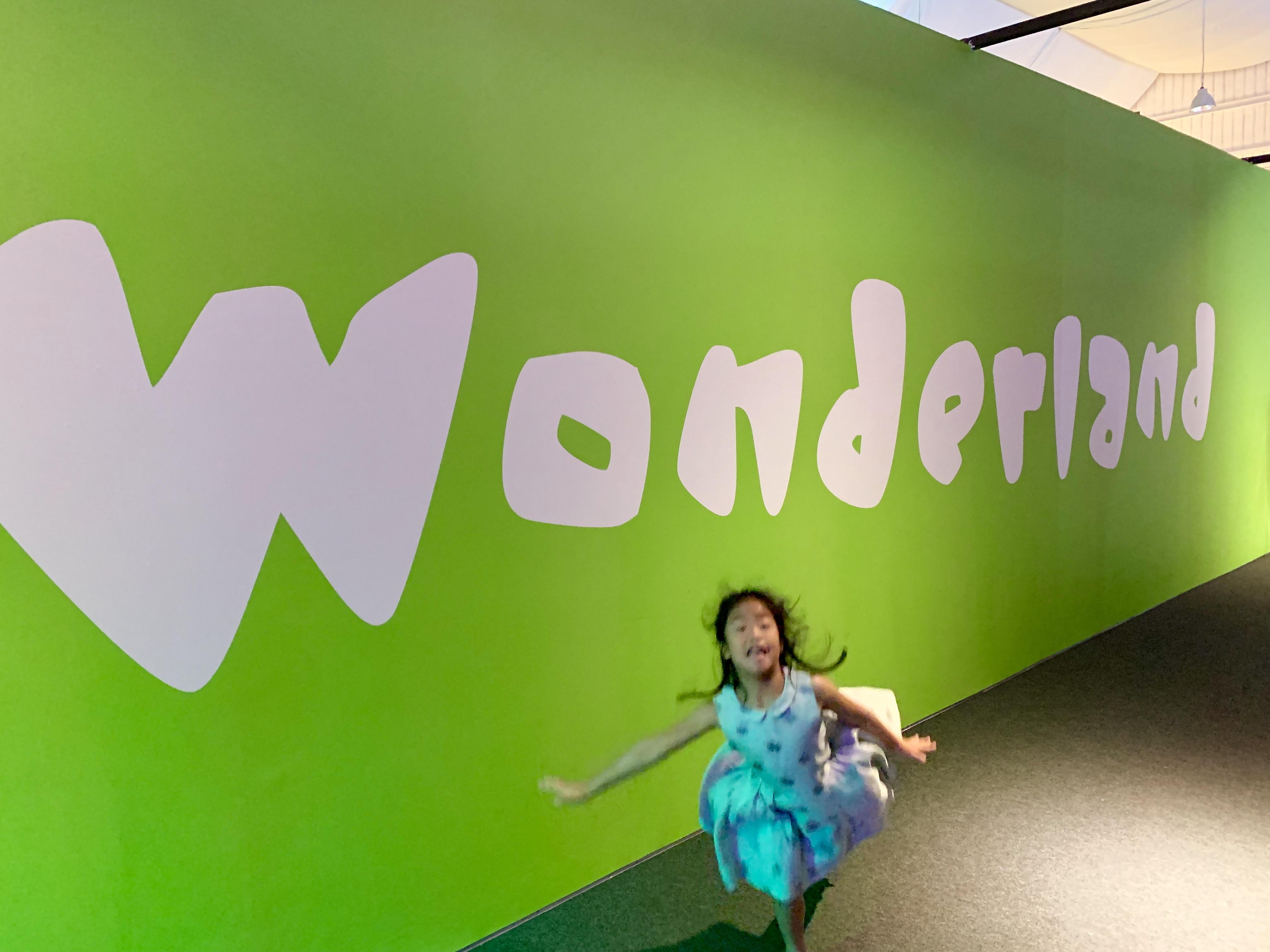 Wonderland at 22 Stories