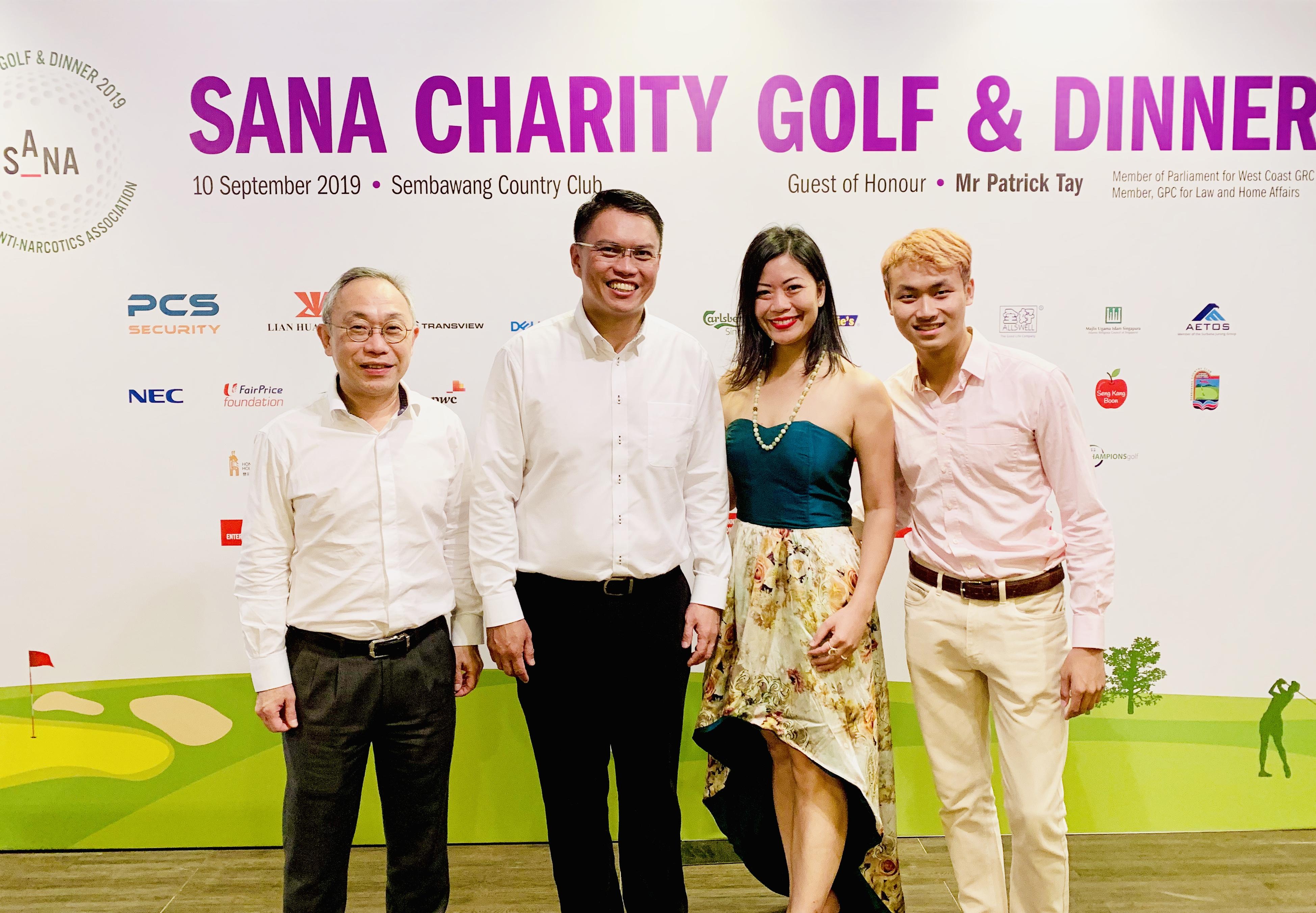 SANA Charity Golf & Dinner