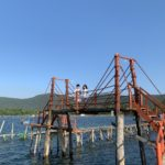 M4 & M5 at the fishing village in Phu Quoc