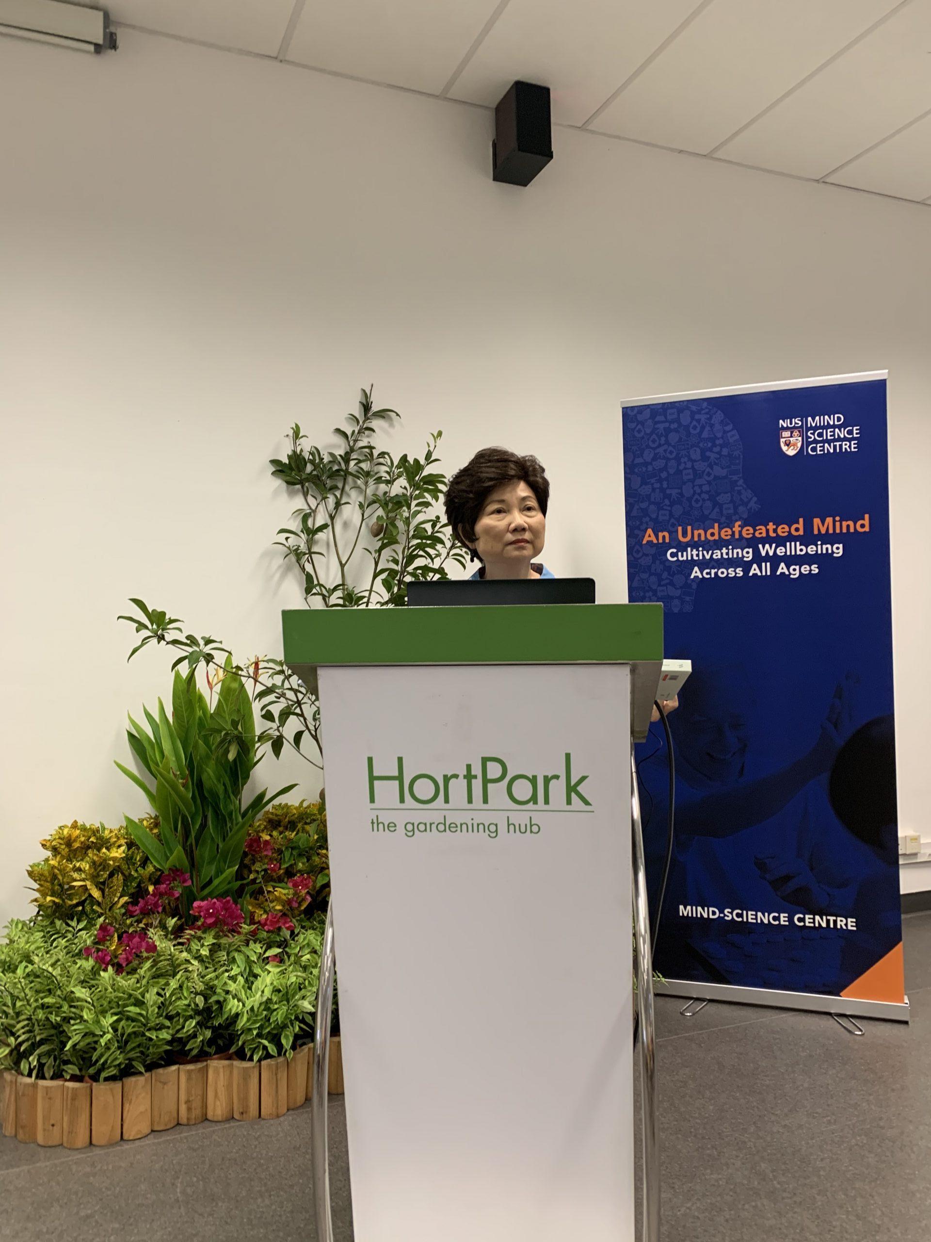 Mrs Teo Poh Yim, Patron